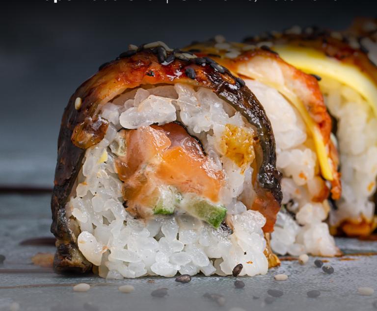 ¡Nuevo restaurante en Badalona! Y también… Sushi a domicilio en Badalona