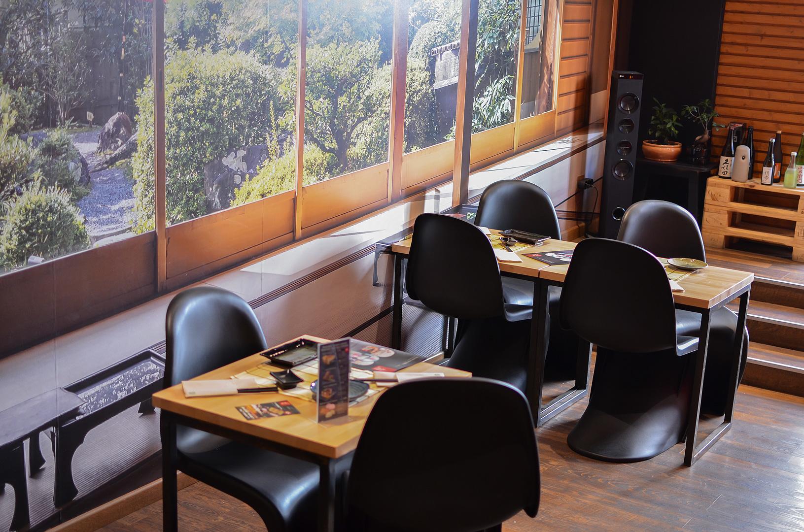 Sushi a domicilio en Arenys de Mar